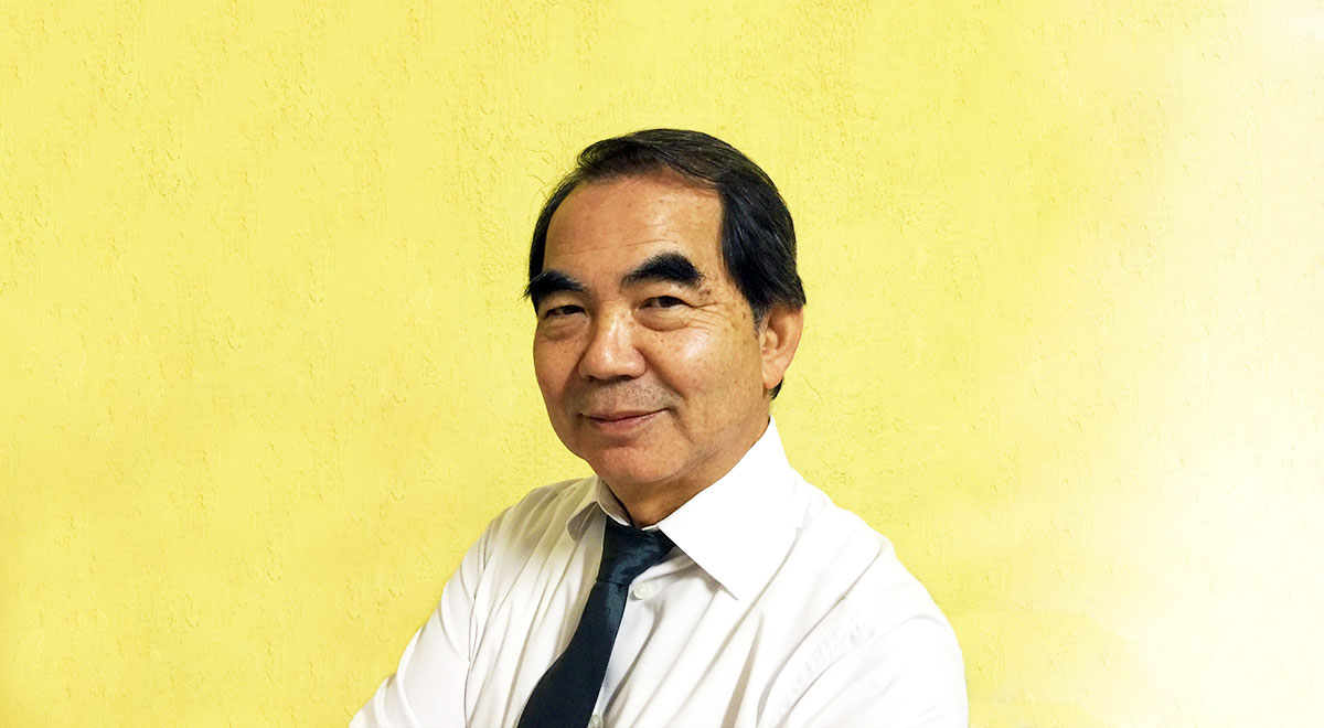 WUB Network President Brazil Kenji Oshiro