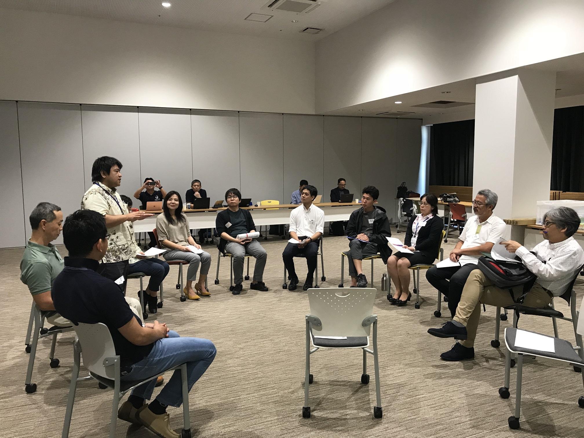 第6回フューチャーセッション「働きたい、働ける、働きやすい沖縄」