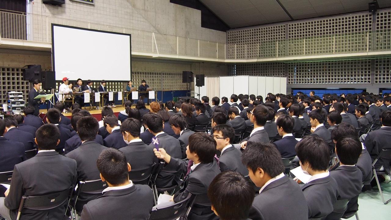 IT津梁祭り2019 高校生向けセミナー「ITで描く私たちの未来」