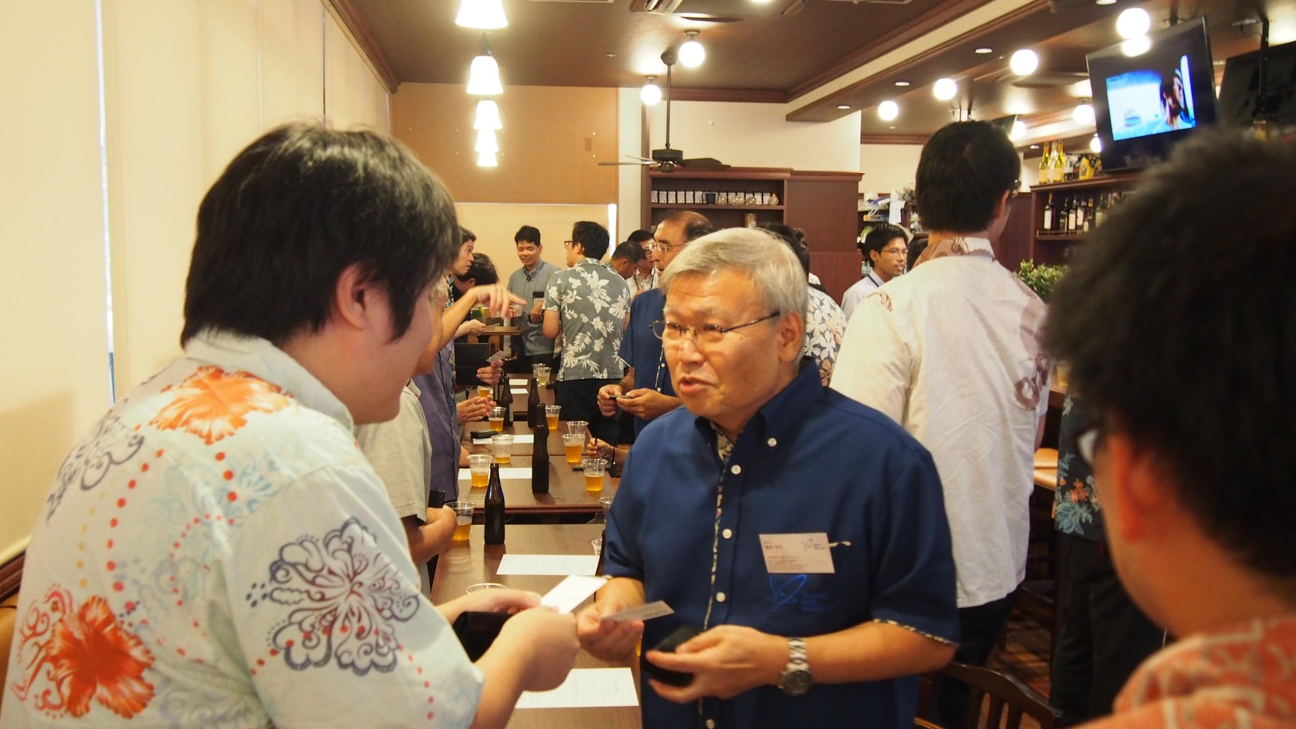 【初開催】第1回ISCO勉強会・交流会を開催いたしました。